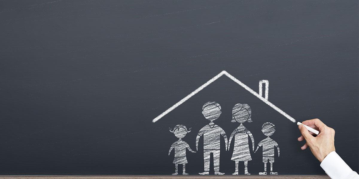 Mettez votre famille à l'abri avec une assurance habitation sur la Rive-Nord et payez moins cher