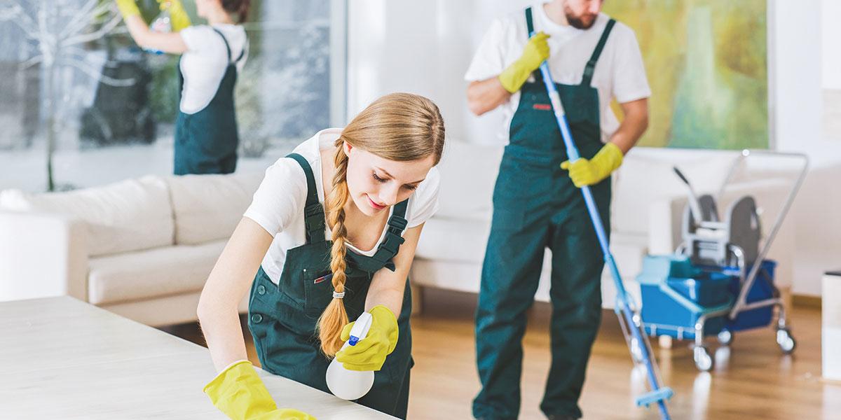 Pour le meilleur service d'entretien ménager commercial sur la Rive-Nord.