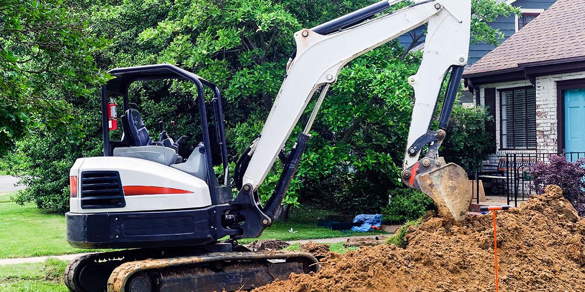 Obtenez jusqu'à 3 soumissions pour une entreprise en excavation & drainage sur la Rive-Nord.